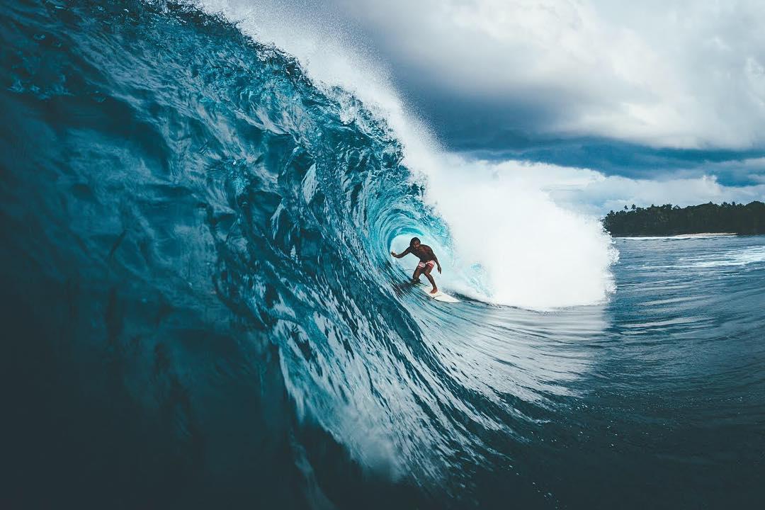 Dünyanın En İyi Dalga Sörfü Noktaları