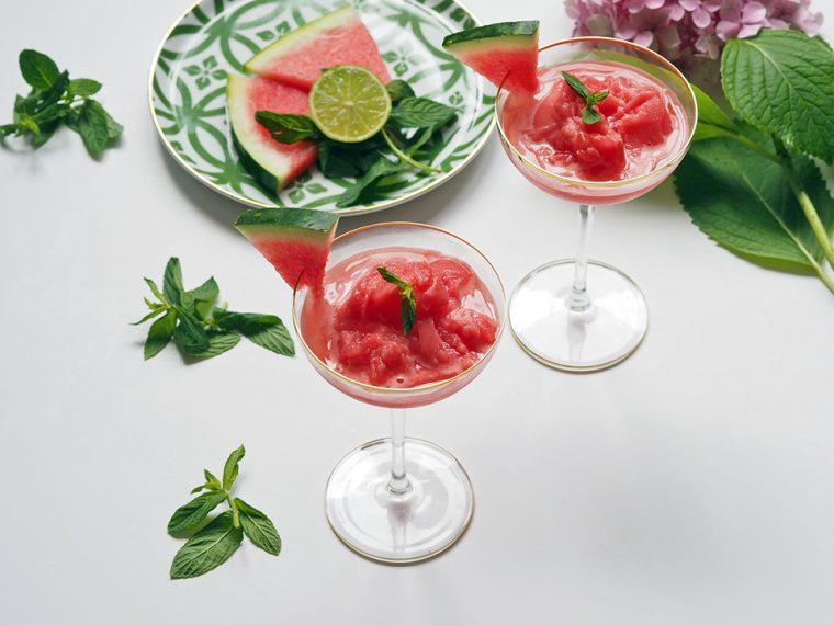 Rose / Pembe Şarap ile Frose Nasıl Yapılır