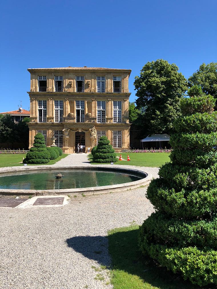 Provence Fransa - Hotel Caumont