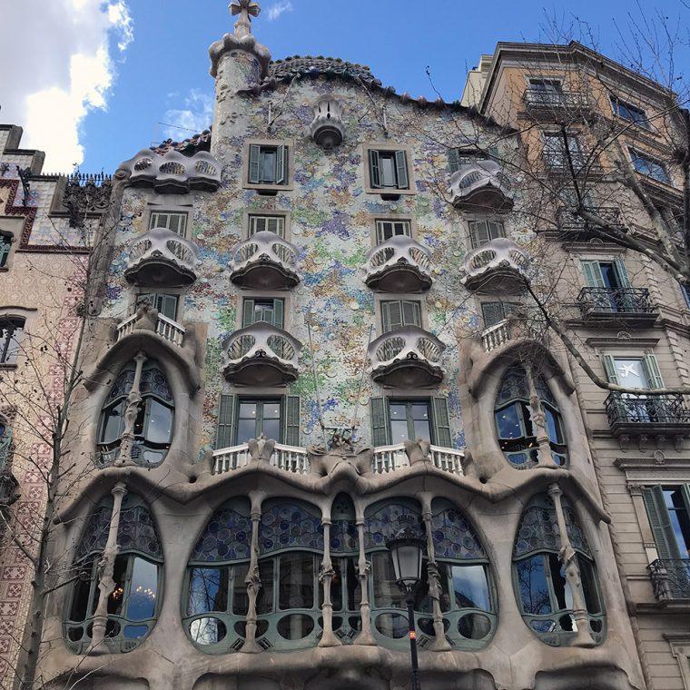 Barcelona Sanat ve Mekan - La Batllo & Brunch&Cake