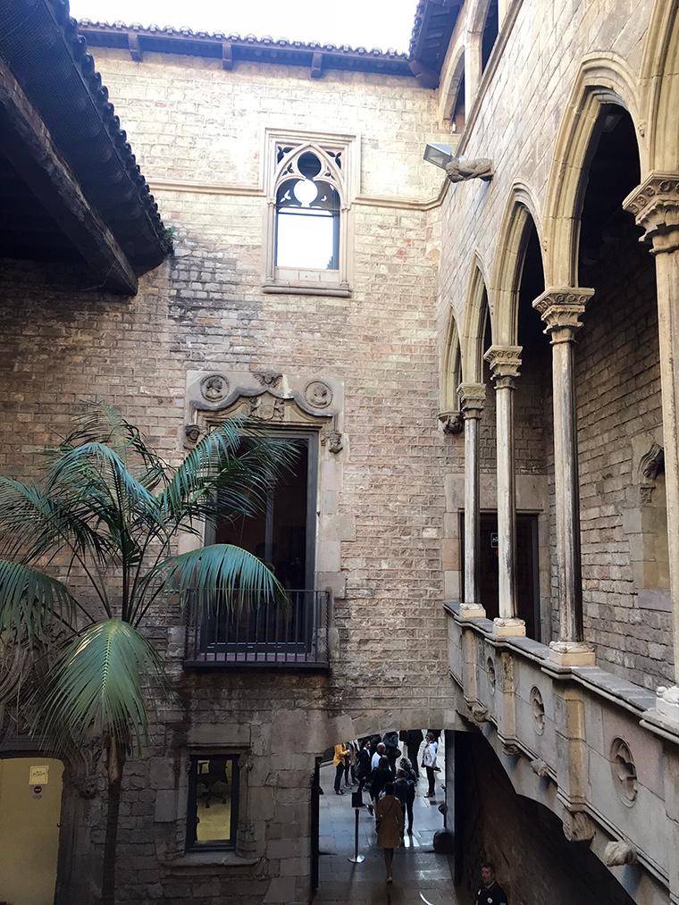Barcelona Sanat ve Mekan - Museo Picasso & El Xampanyet