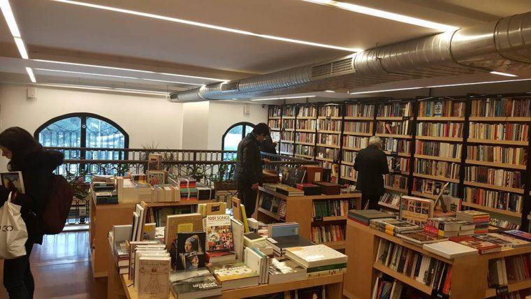 İstanbul'da Bilmeniz Gereken Kitapçılar   Pandora Kitabevi