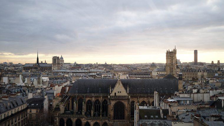 Avrupa'da Gezilecek Yerler - Paris