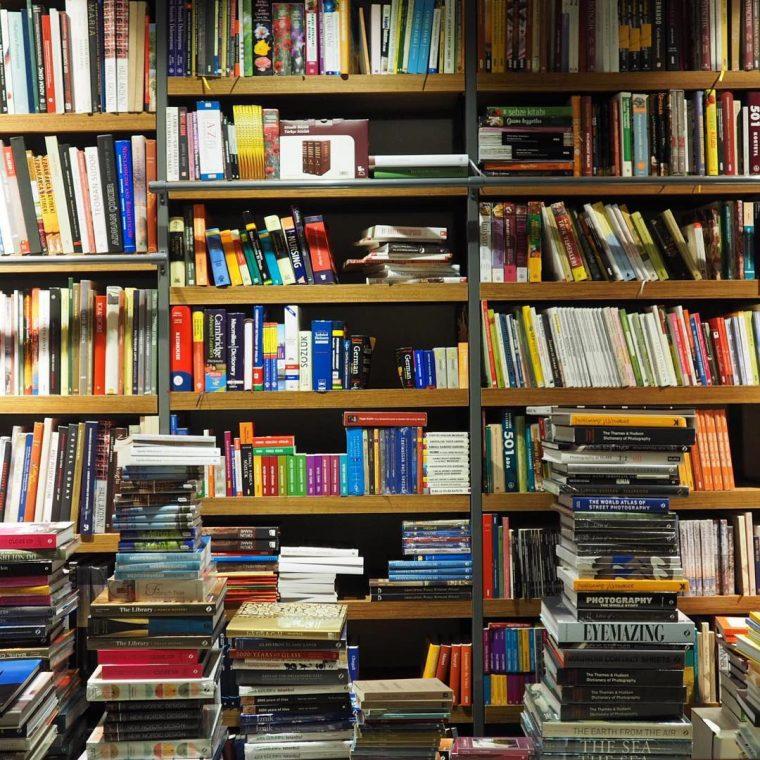 İstanbul'da Bilmeniz Gereken Kitapçılar   Patika Kitabevi