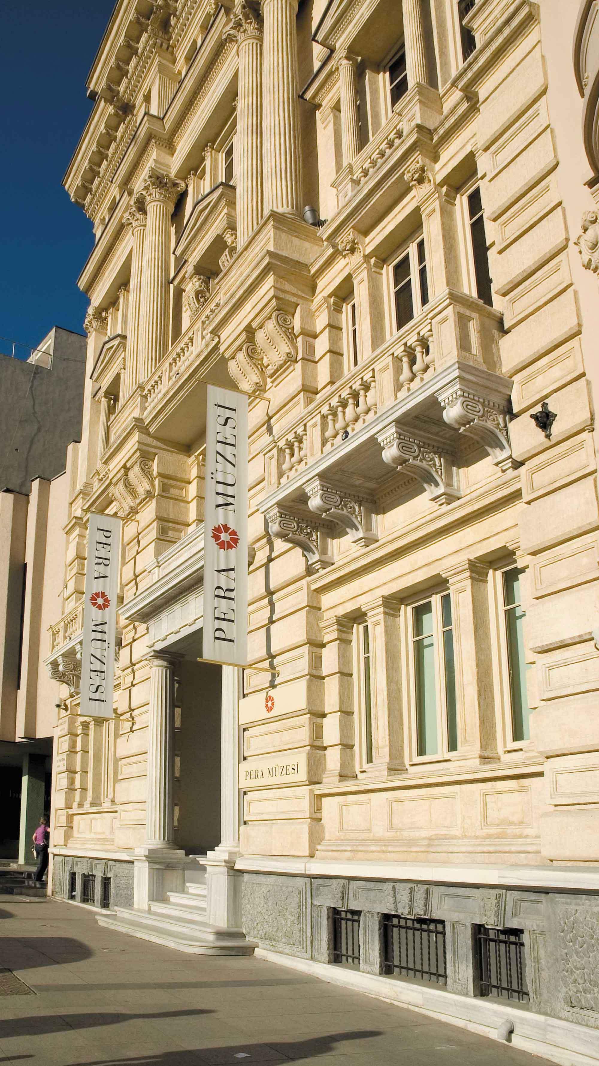 istanbul Müzeler - Pera Müzesi   Fotoğraf: arkiv.com.tr