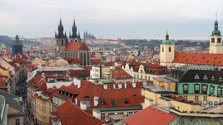 Yurtdışında Gezilecek Yerler - Prag