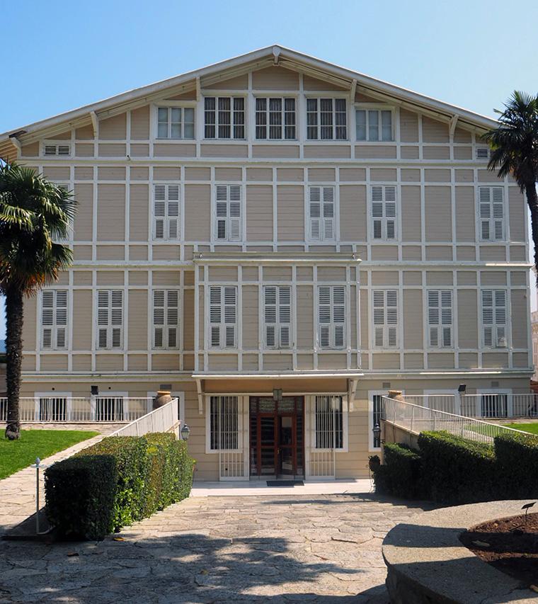 istanbul Müzeler - Sadberk Hanım Müzesi / Fotoğraf: @denizozdag