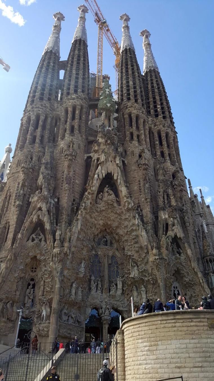 Barcelona Sanat ve Mekan - Sagrada Familia & Viena
