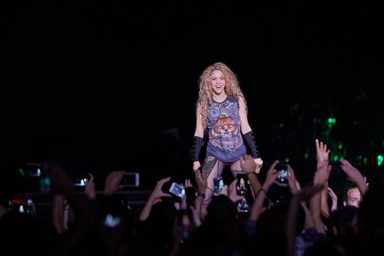 Temmuz İstanbul Etkinlik | Shakira