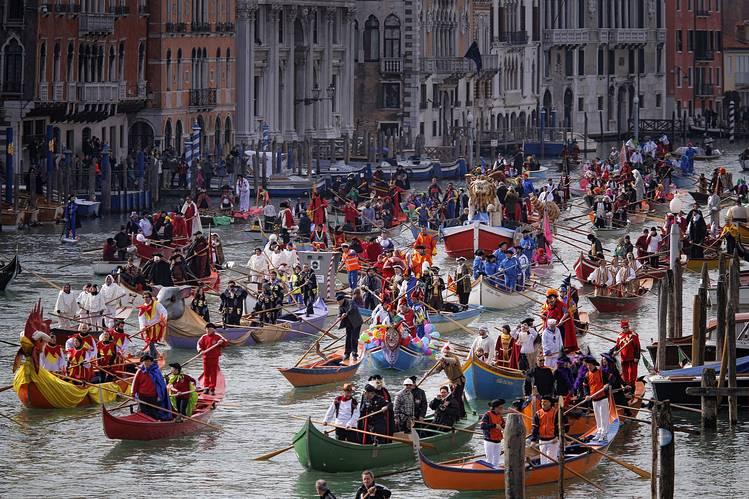 Yurtdışında Gezilecek Yerler - Venedik Karnavalı