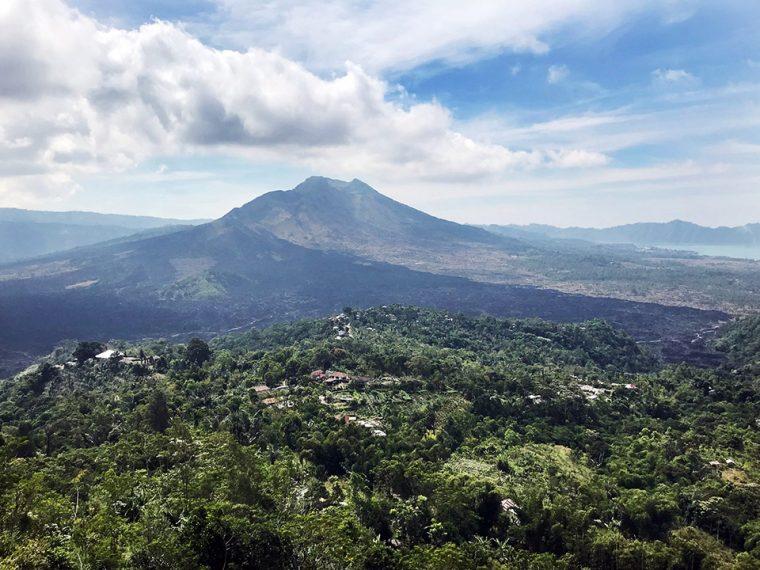 Bali Adası - Kintamani