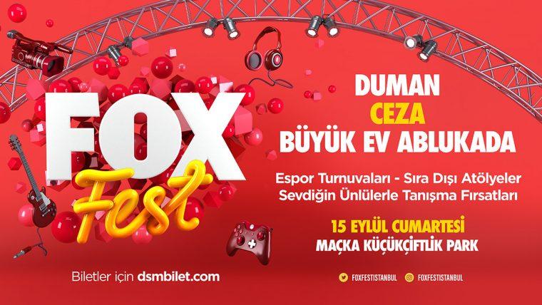 istanbul etkinlik | FOXFest