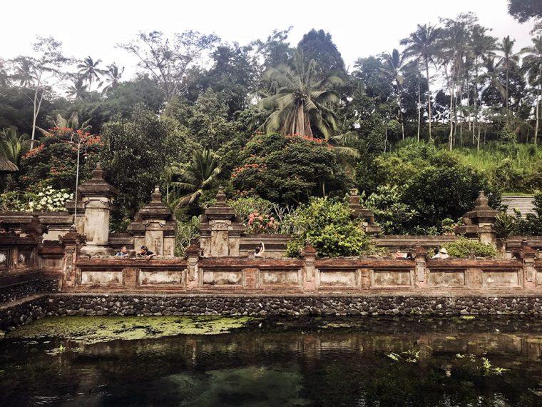 Bali Adası - Tirta Empul Temple