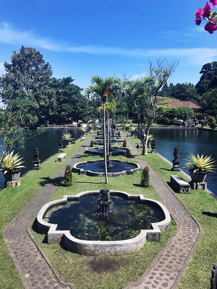 Bali Adası Ubud - Tirta Gangga