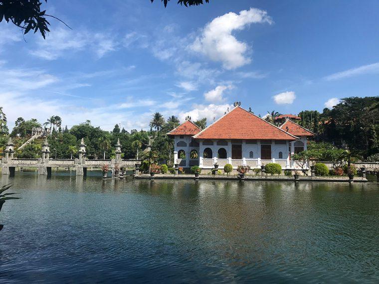Bali Adası Ubud - Ujun Water Palace