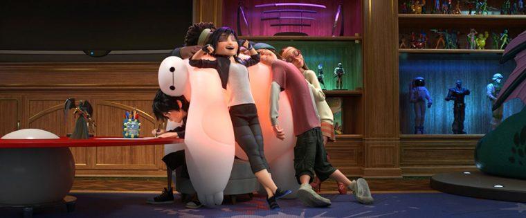 Animasyon Film - Big Hero 6 / Disney