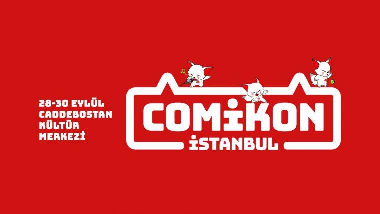 istanbul etkinlik | Comikon İstanbul