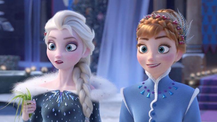 Animasyon Filmleri - Frozen / Disney