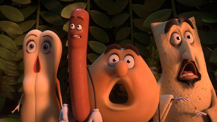 Animasyon Film - Sausage Party / SONY