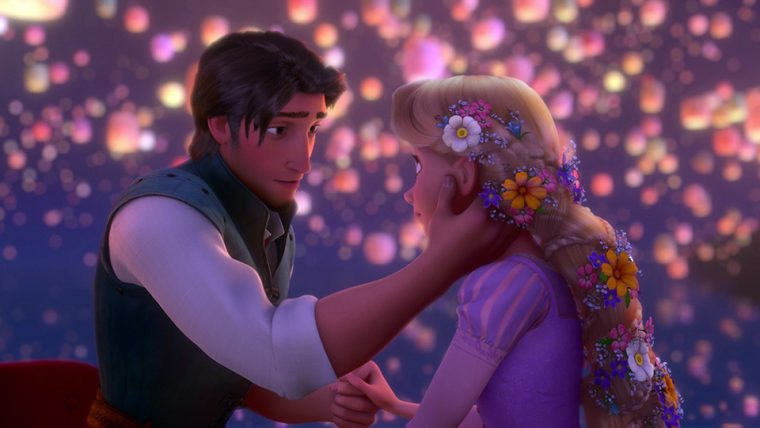 Animasyon Film - Tangled / Disney