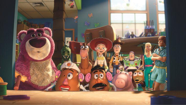 Animasyon Filmleri - Toy Story 3 / Disney