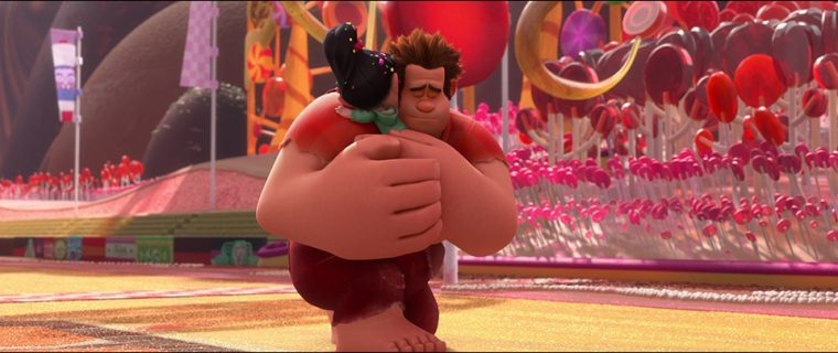 Animasyon Film - Wreck it Ralph / Disney