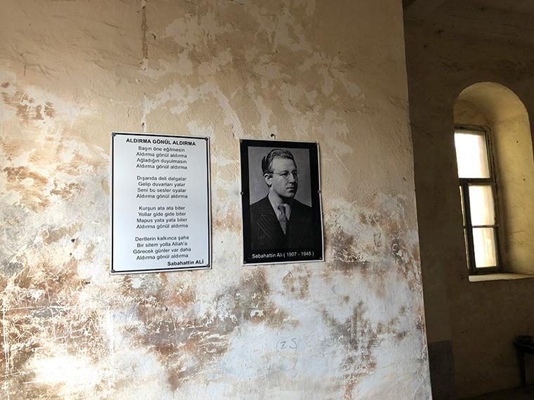 Sinop Tarihi Cezaevi | Sabahattin Ali Koğuşu