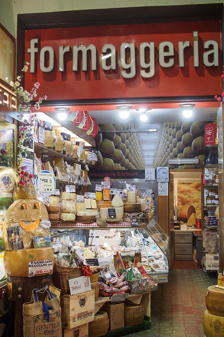 Bolonya Yeme içme | Mercato delle Erbe