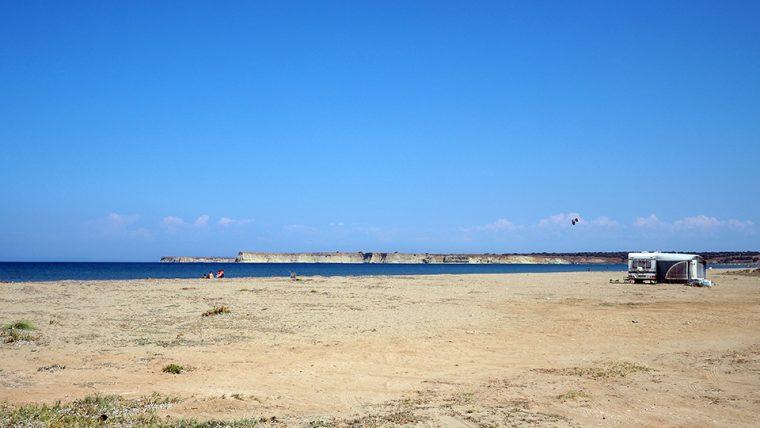 Gökçeada: Kekik Kokulu Rüzgarlı Ada | Aydıncık Plajı