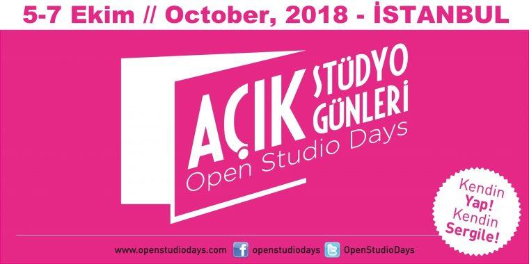 istanbul etkinlik | Açık Stüdyo Günleri (Open Studio Days)