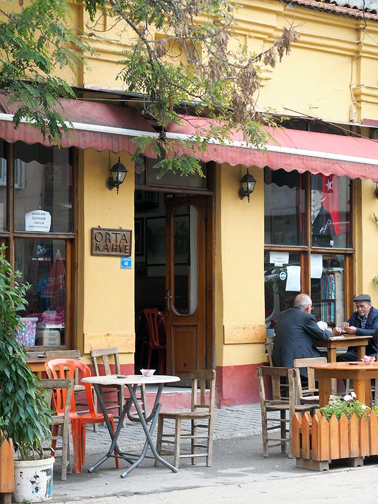 Şehirden Kaçış: istanbula yakın gezilecek yerler - Tirilye Orta Kahve