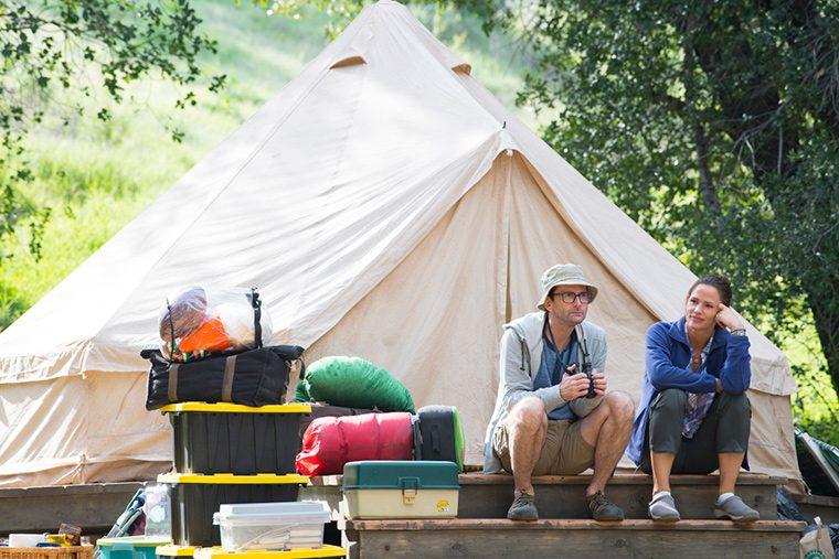 Yeni Sezonun Yabancı Dizileri | Camping