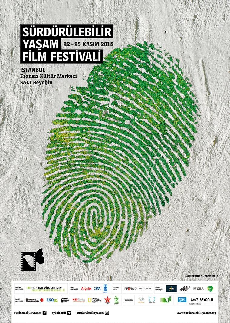Sürdürülebilir Yaşam Film Festivali, 22 - 25 Kasım
