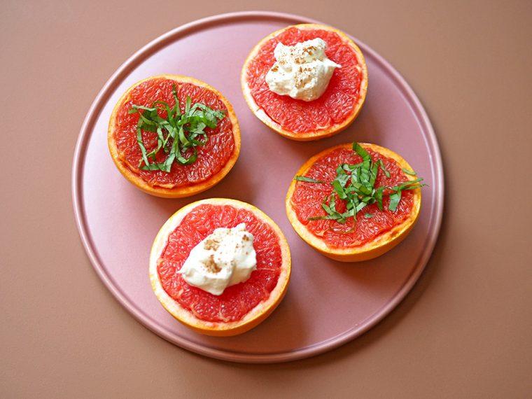 Kahvaltılık Tarifler | Karamelize Greyfurt