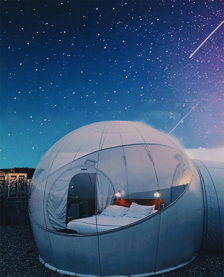 Bubble Oteller | Hotel Aire de Bardenas
