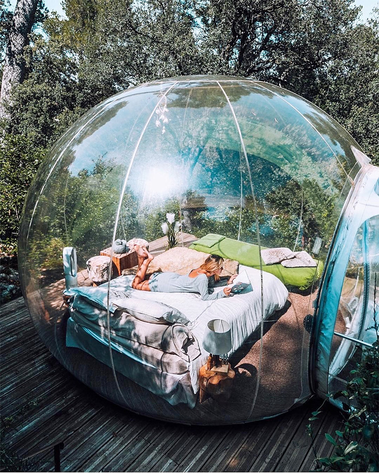 Bubble Oteller | Attrap'reves