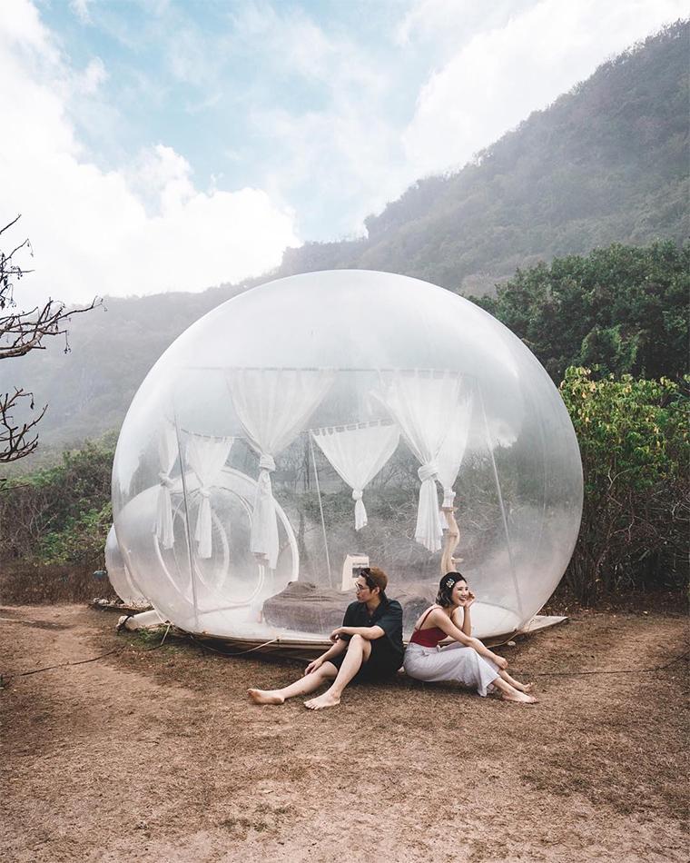 Bubble Oteller | Bubble Hotel Bali