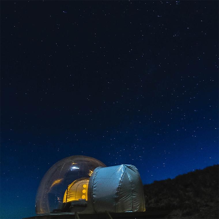 Bubble Oteller | Bubbletent Australia