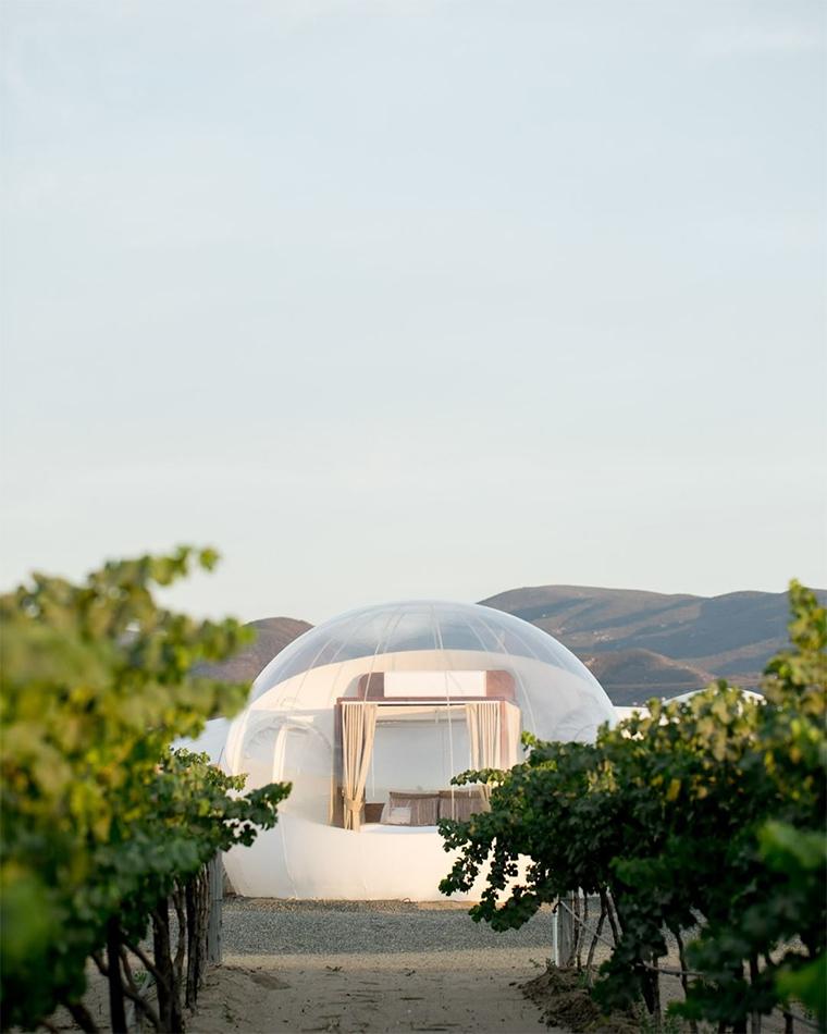 Bubble Oteller | Campera Hotel