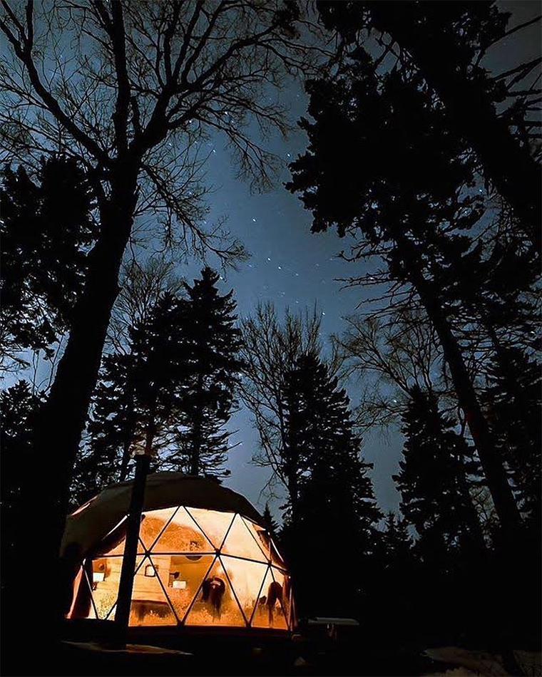 Bubble Oteller | Ridgeback Lodge