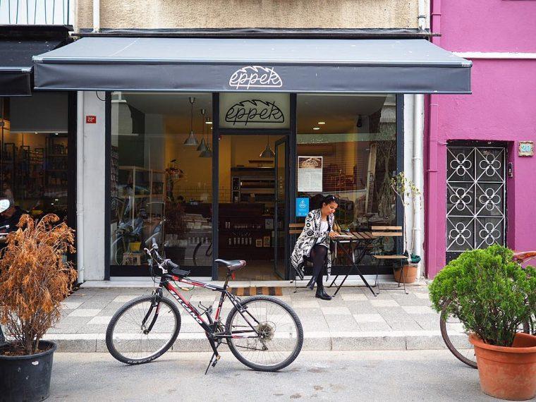 İstanbul'un Ekmek Yapan Fırın ve Atölyeleri | Eppek
