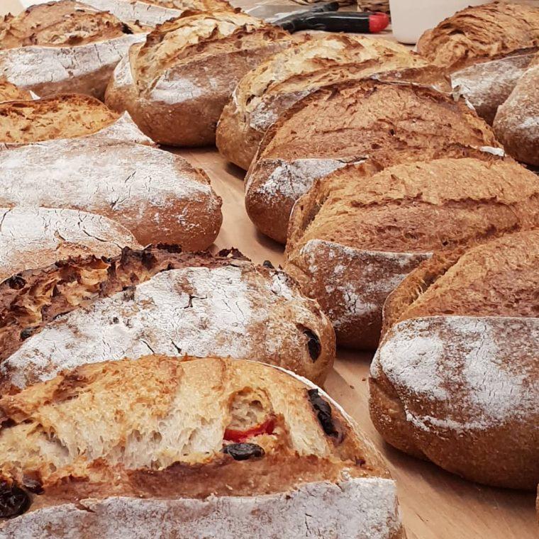İstanbul'un En İyi Ekşi Mayalı Ekmek Yapan Fırın ve Atölyeleri | Mahallemin Ekmeği
