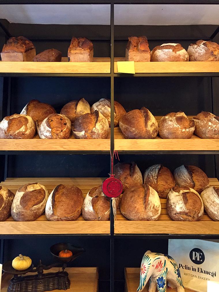 İstanbul'un Ekmek Yapan Fırın ve Atölyeleri | Pelin'in Ekmeği