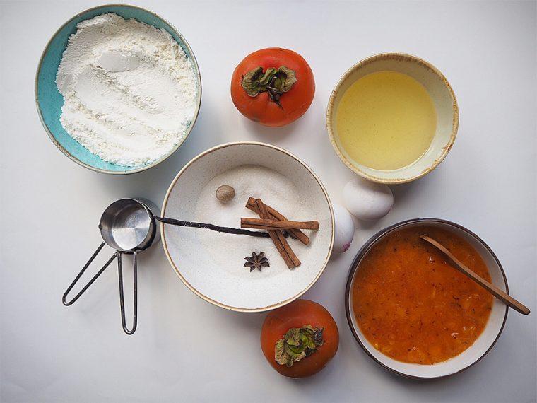 Bol Baharatlı, İçi Islak Hurmalı Kek