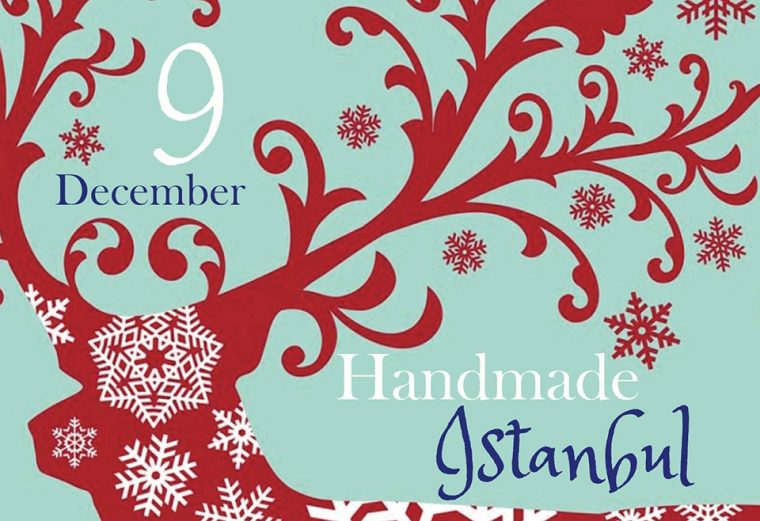 istanbul etkinlikler | Handmade Holiday Market Istanbul