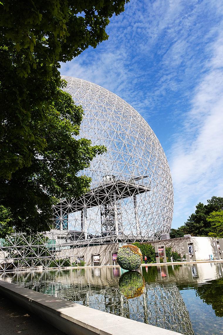 Kanada - Montreal | Biosphere