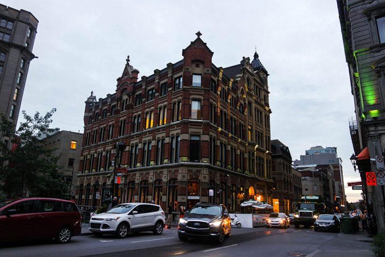Kanada - Montreal | Eski Montreal Bölgesi