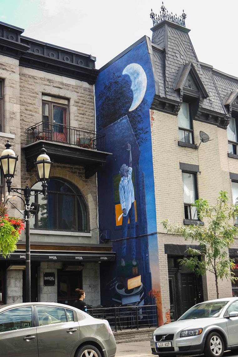 Kanada - Montreal | Latin Quarter Bölgesi