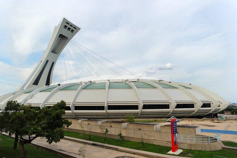 Kanada - Montreal | Montreal Olimpiyat Stadyumu
