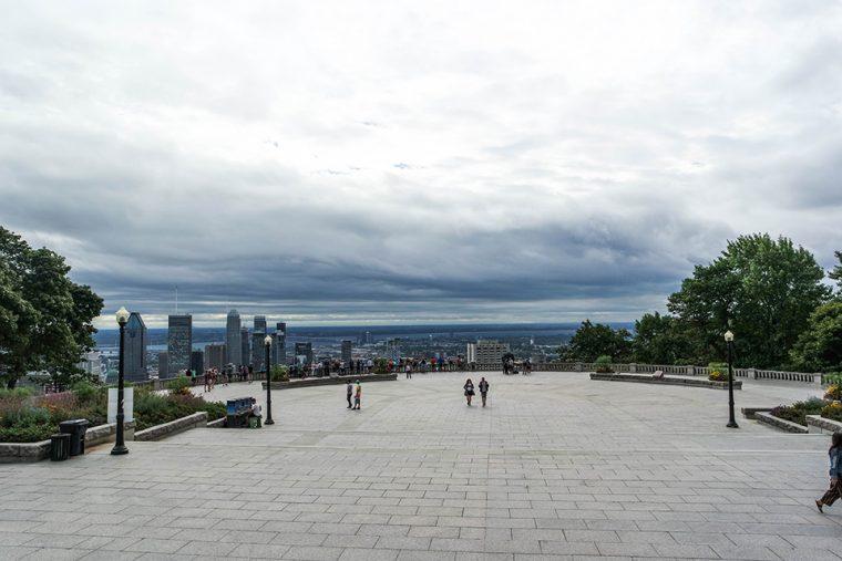 Kanada - Montreal | Mount Royal Tepesi